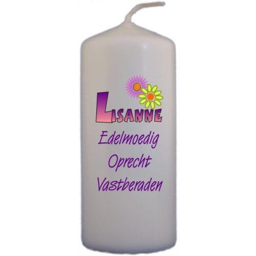 Naamkaars Lisanne