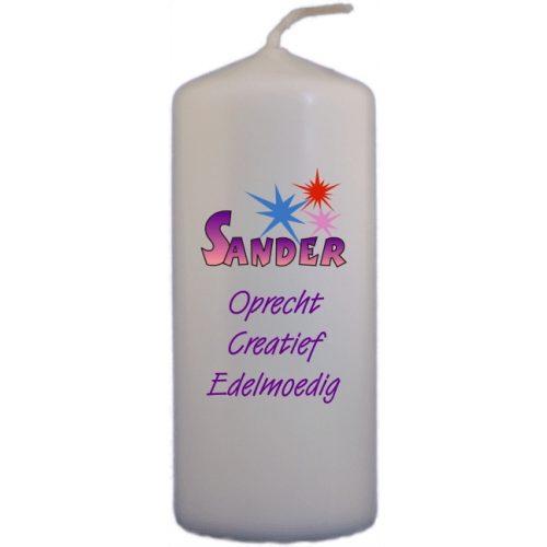 Naamkaars Sander