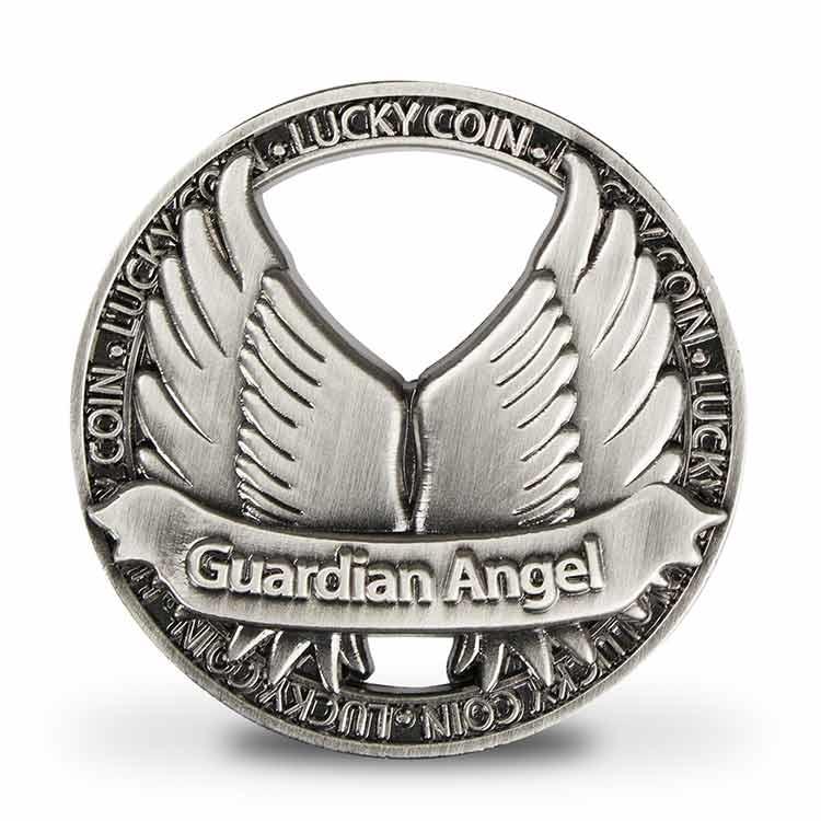Open Geluksmunt Guardian Angel