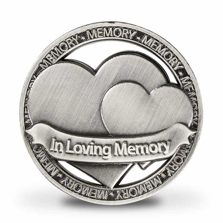 Open Geluksmunt In Loving Memory