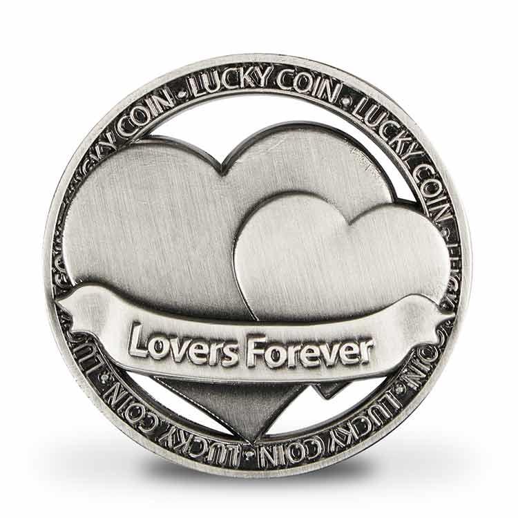 Open Geluksmunt Lovers Forever