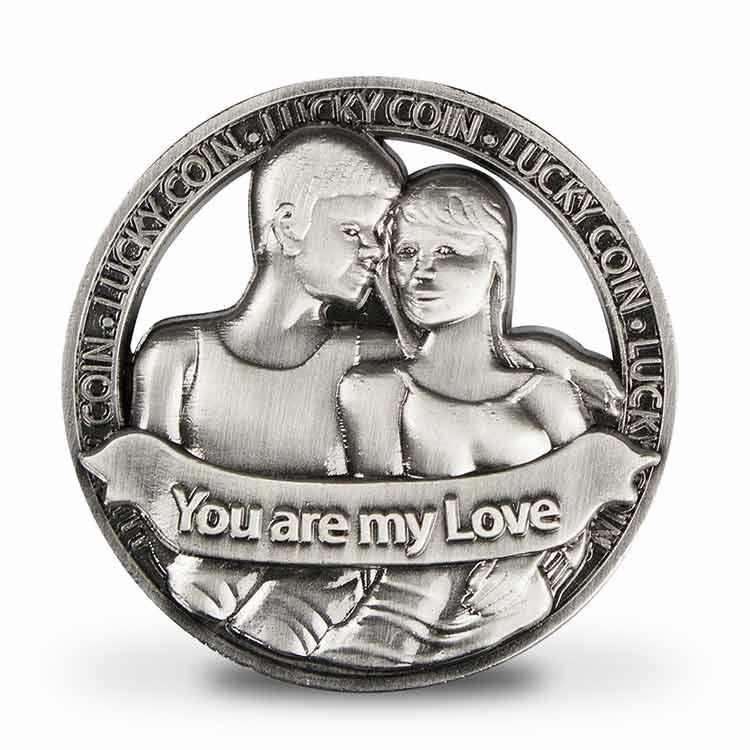 Open Geluksmunt You are my love