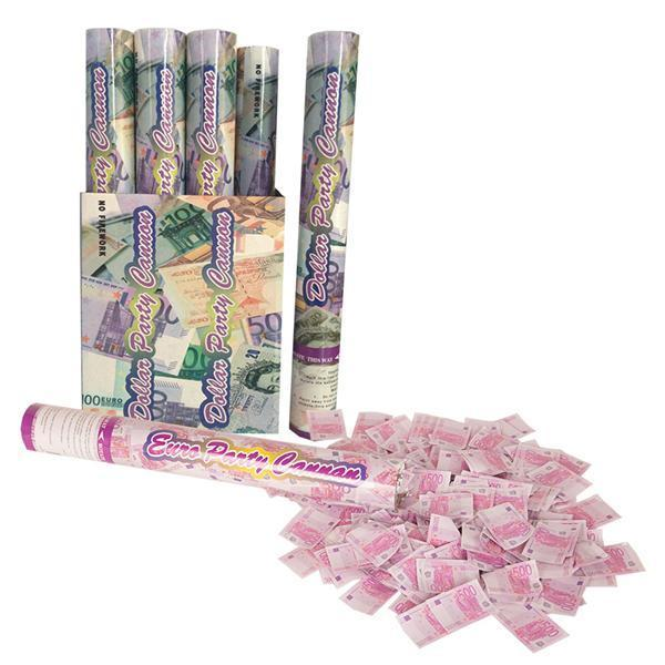 Party Shooter Geld 40cm