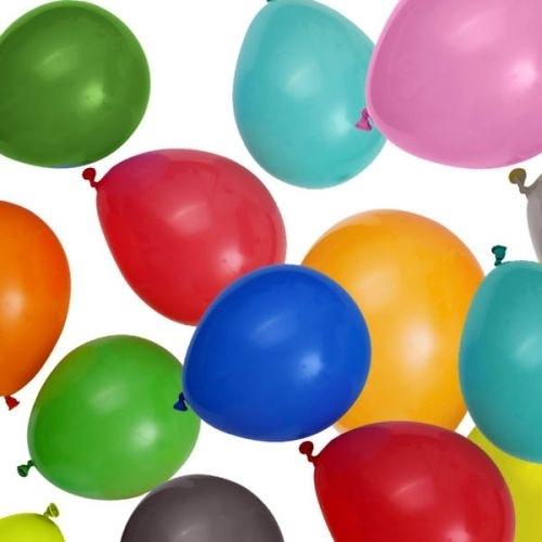"""100st Pastel Ballonnen 5"""" Assortiment"""