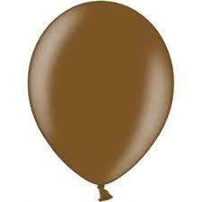 """10st Pastel Ballonnen 12"""" D.Bruin-067"""