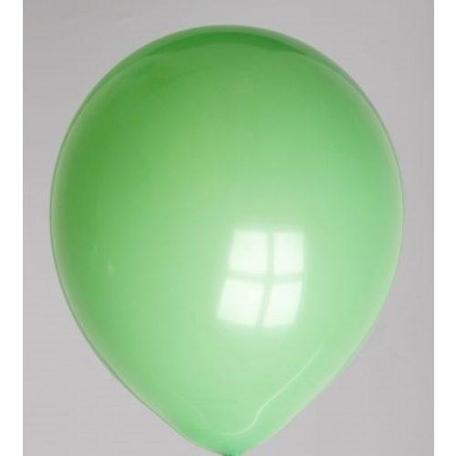 """100st Pastel Ballonnen 12"""" Groen-054"""