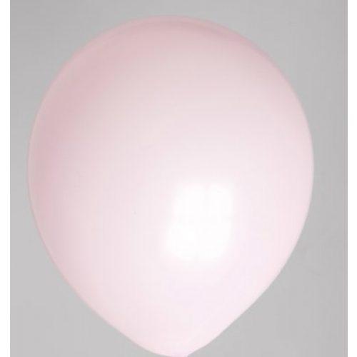 "100st Pastel Ballonnen 12"" Licht Roze-052"