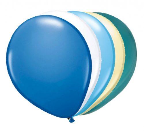 "25st Pastel Ballonnen Olaf 12"""