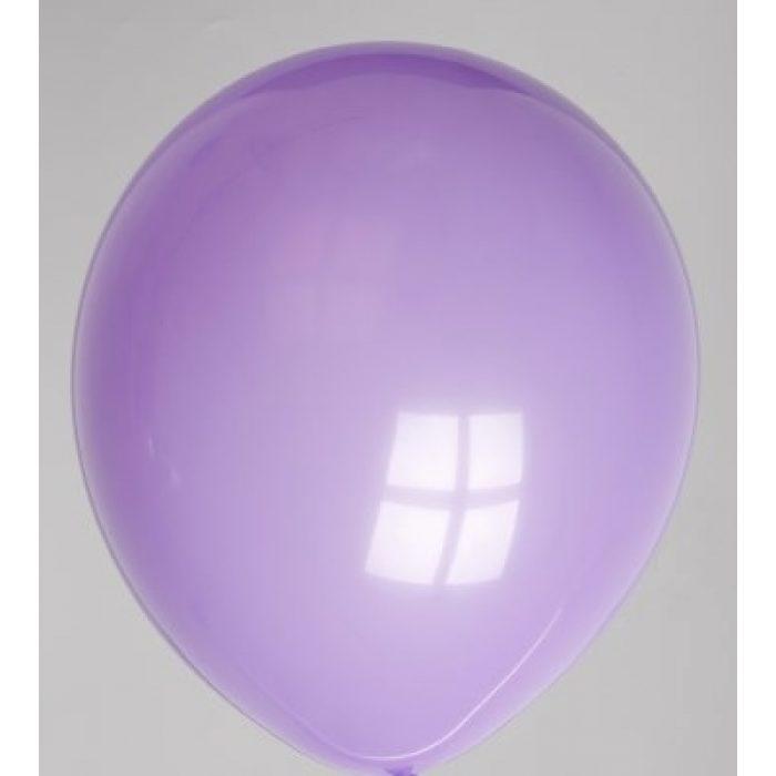 """100st Pastel Ballonnen 12"""" Violet-056"""