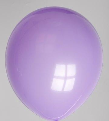 """10st Pastel Ballonnen 12"""" Violet-056"""