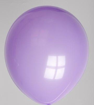 """100st Pastel Ballonnen 5"""" Violet-056"""