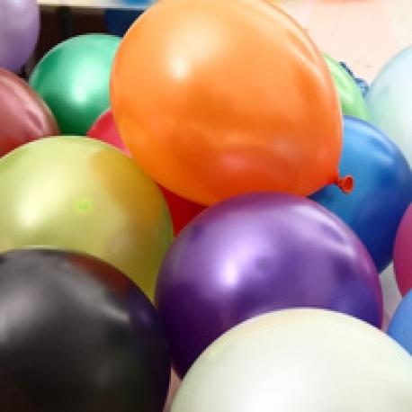 """10st Pearl Ballonnen 14"""" Assortiment"""