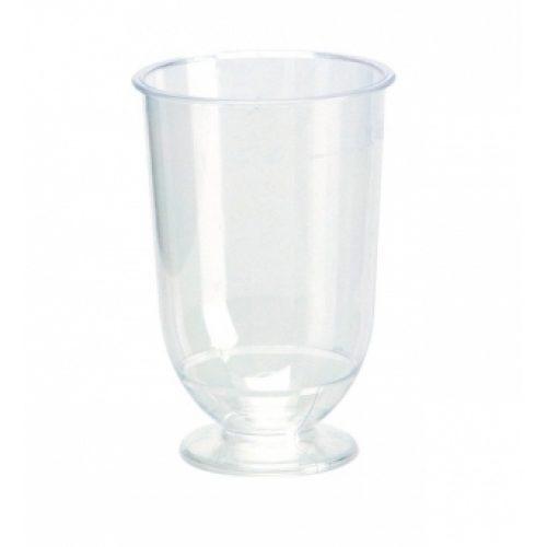 Plastic Borrel/Shot Glaasjes 50cc 10stuks