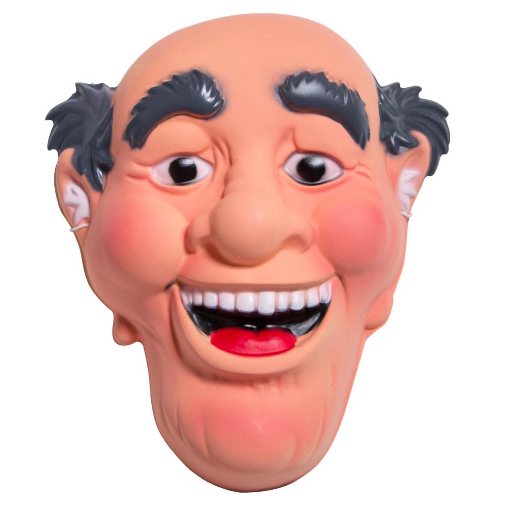 Plastic Masker Abraham