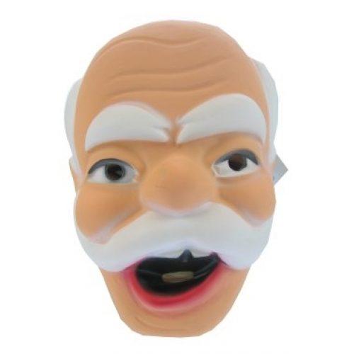 Plastic Masker Abraham met Snor