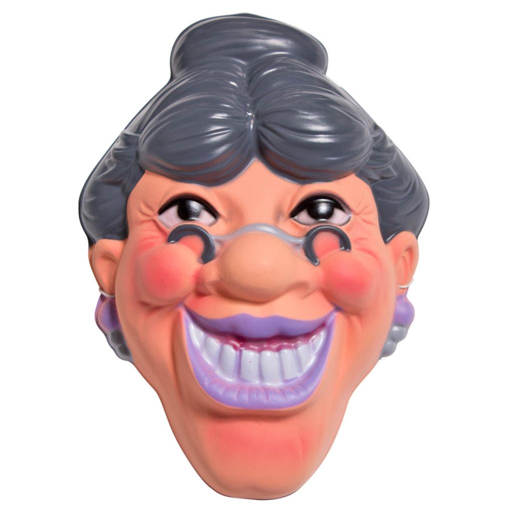 Plastic Masker Sarah