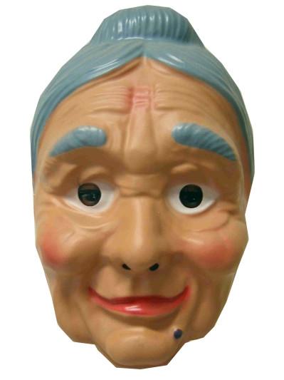Plastic Masker Sarah met Knot