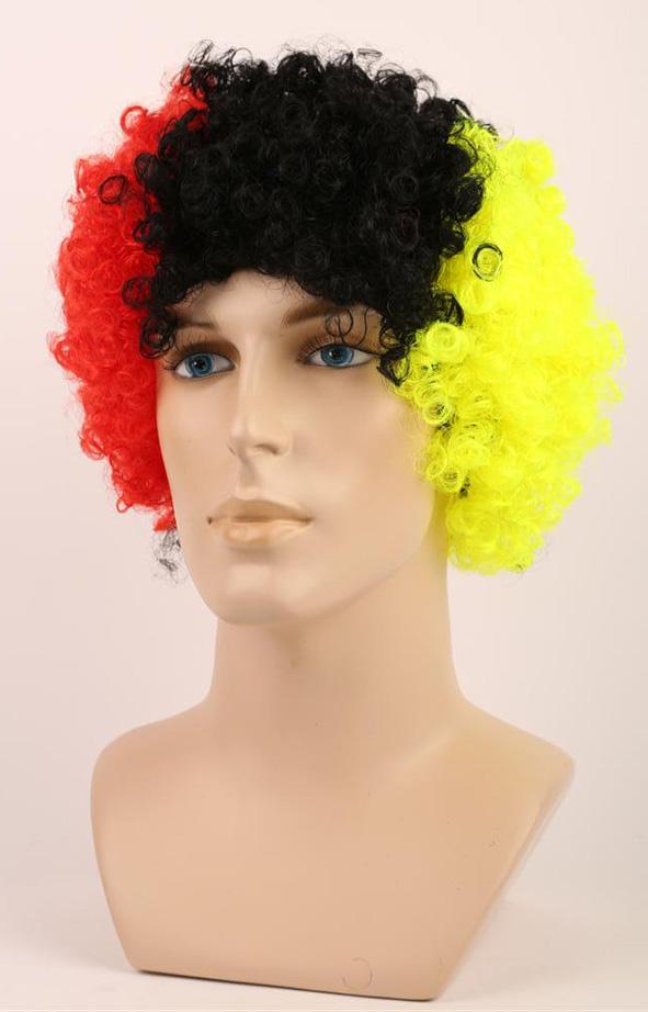 Pruik Afro België
