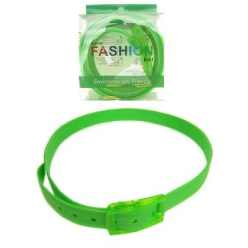 Riem Fluor/Neon Groen 33mm 130cm