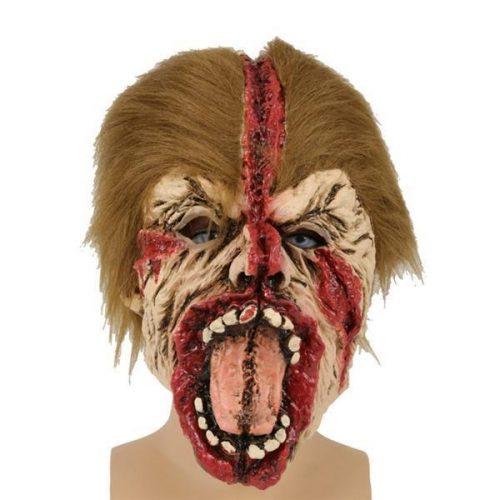 Rubber Masker Horror Hoofdwond
