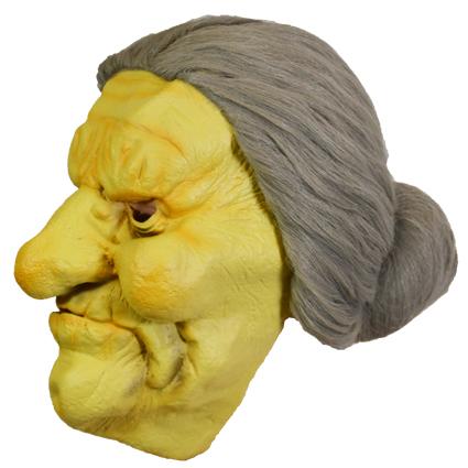 Rubber Masker Oma