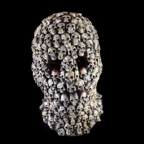 Rubber Masker Skull Luxe