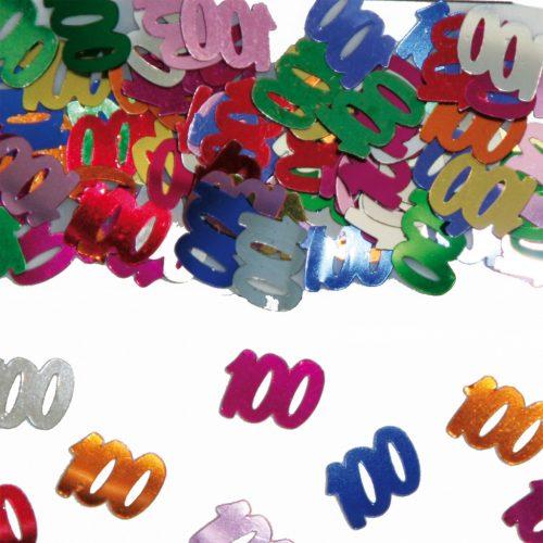 Sier-Confetti Multicolor 100 15gram