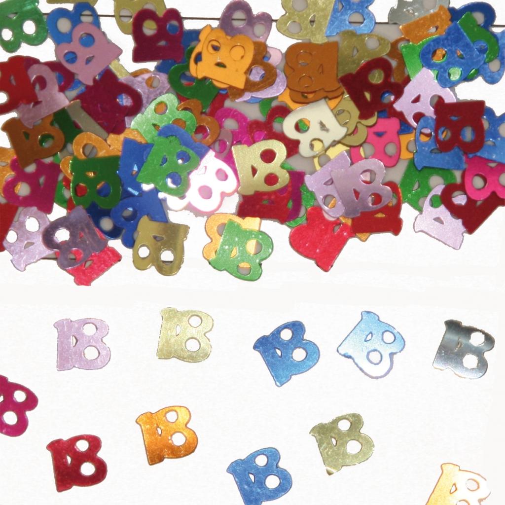 Sier-Confetti Multicolor 18 15gram