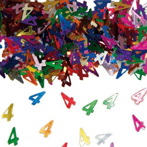 Sier-Confetti Multicolor 4 15gram