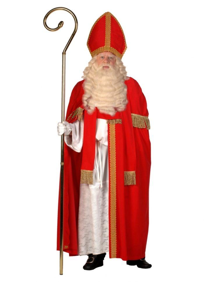 Sint Kostuum Populair Polyester