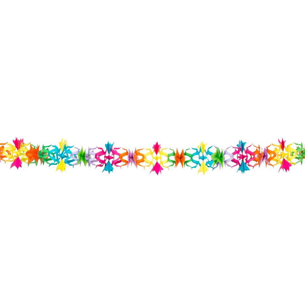 6m Slinger Papier Floral