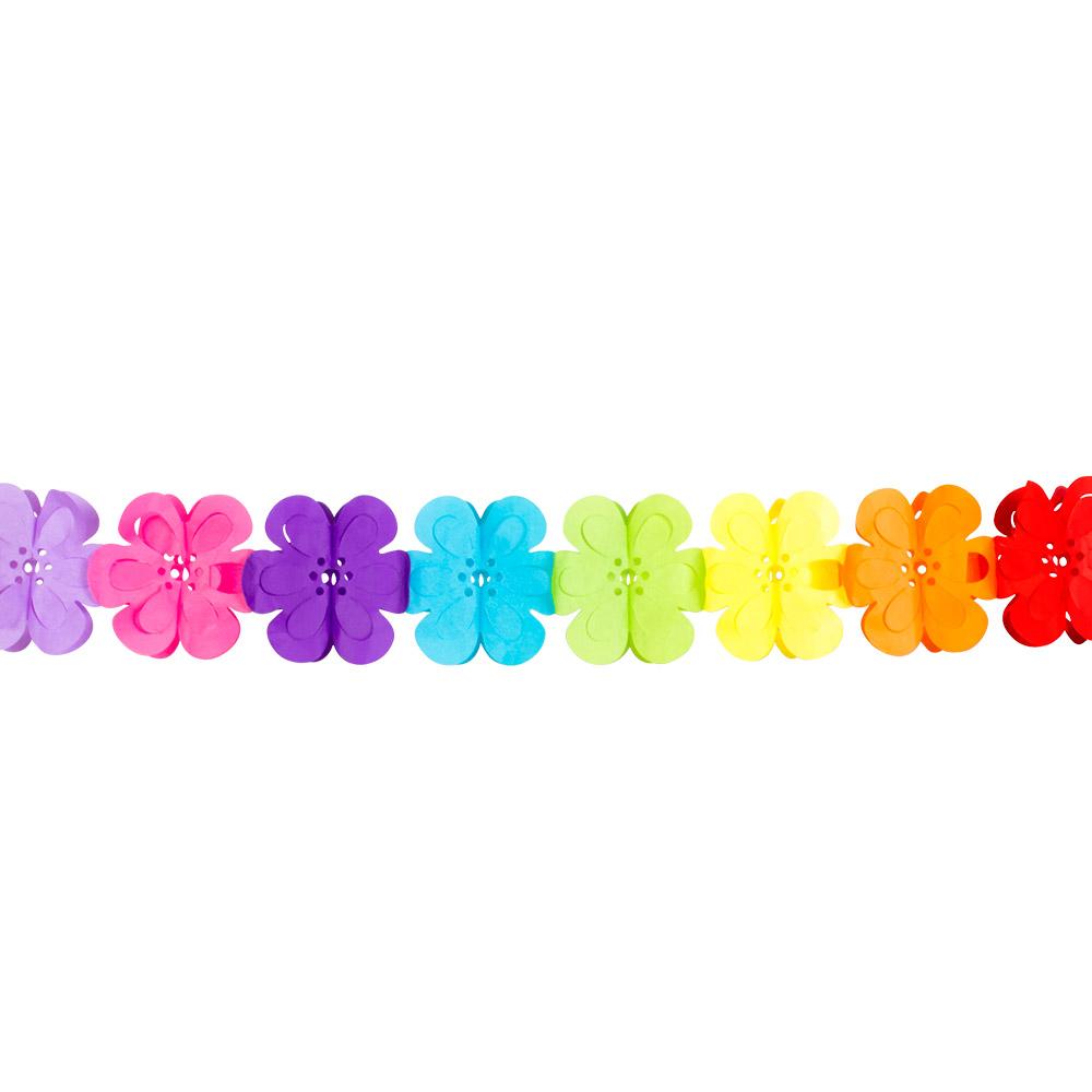 4m Slinger Papier Flower