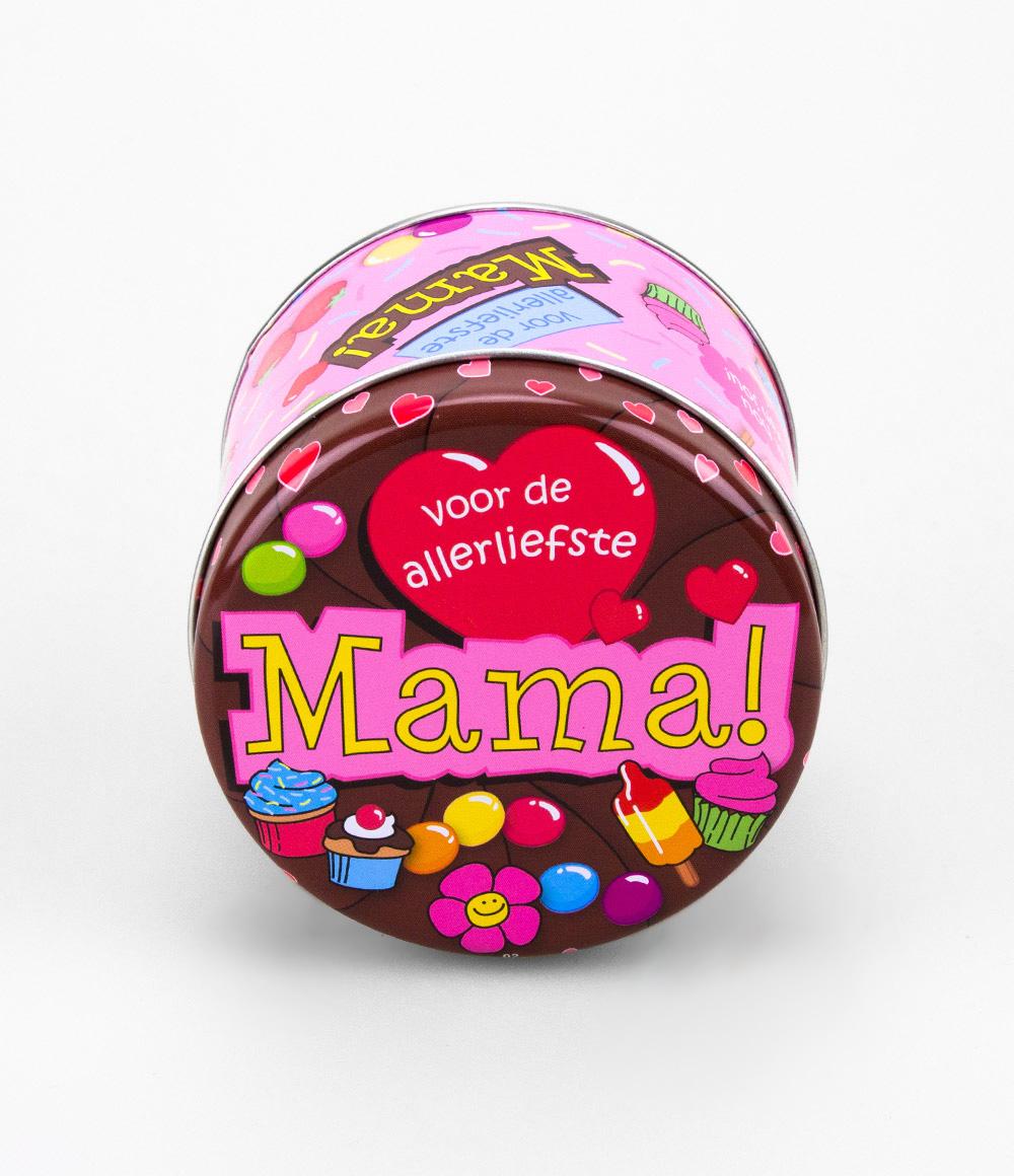 Snoepblikje Allerliefste Mama