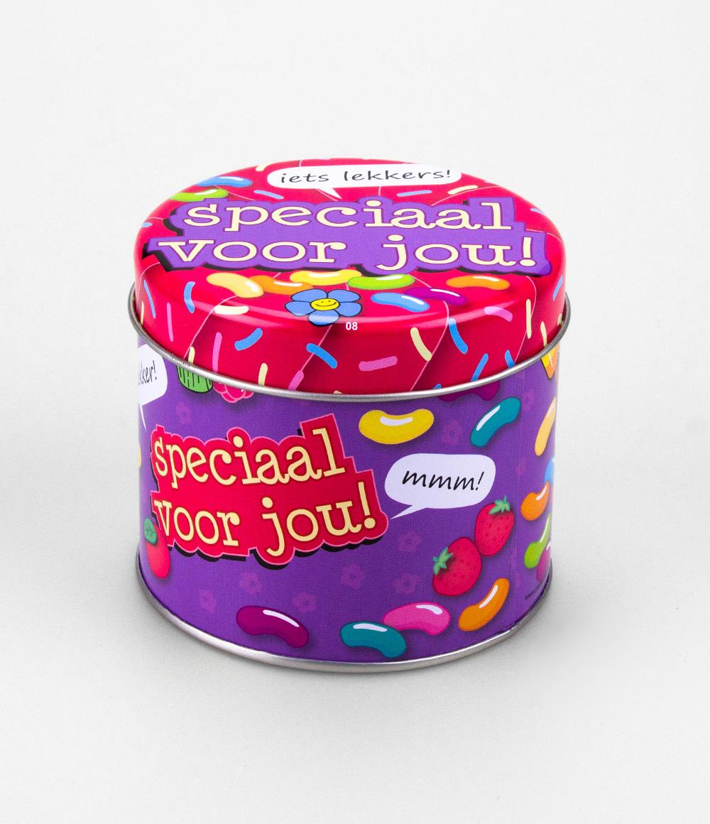 Snoepblikje Speciaal Voor Jou