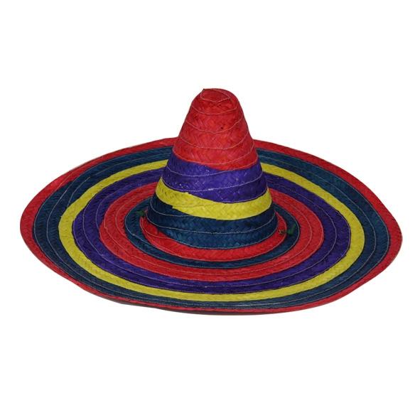 Sombrero Multicolor Middel
