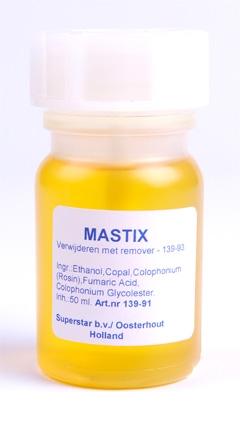 SS Mastix met Penseeldop 50ml