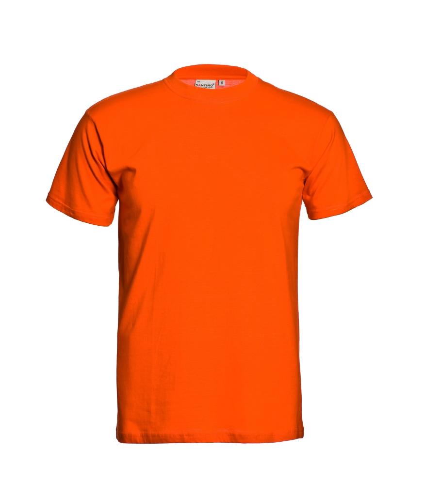 T-Shirt Oranje Volwassen