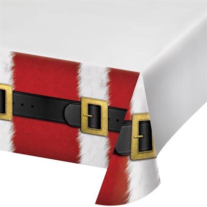 Tafelkleed Santa's Suit 137x259cm