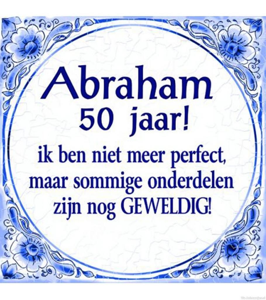 Tegel Abraham