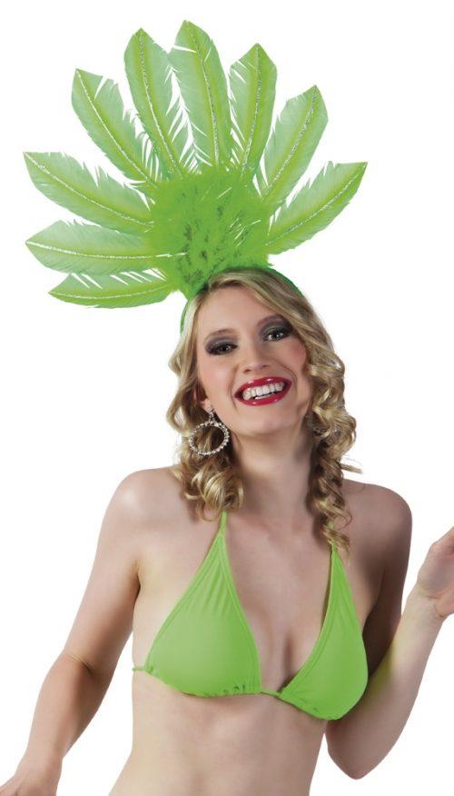 Tiara Samba Brazilië Fluor/Neon Groen