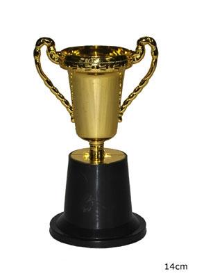 Trofee/Beker Goud Klein 15cm