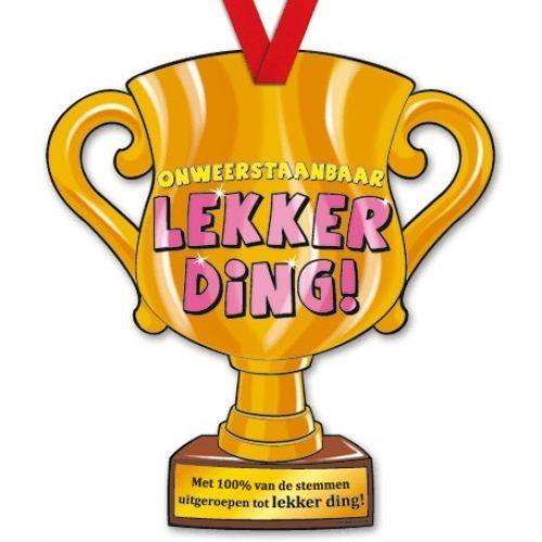 Trophy met Lint 39-Lekker ding
