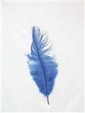 Veer Klein 40cm Cobalt Blauw