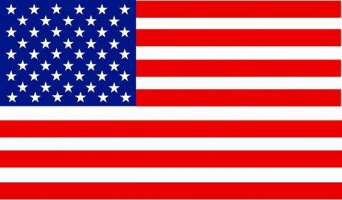 Vlag Amerika/U.S.A. 90x150cm