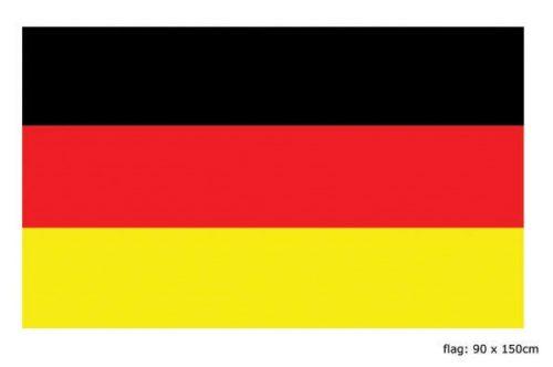 Vlag Duitsland 90x150cm