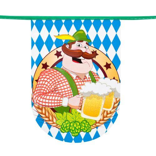 Vlaggenlijn Oktoberfest 8meter