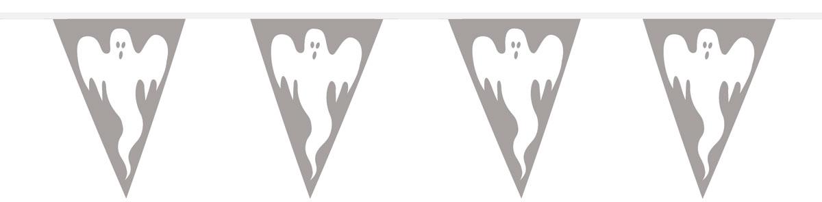 10m Vlaggenlijn Spookjes