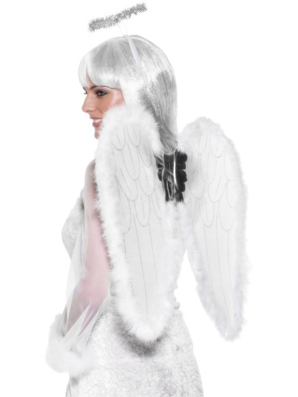 Vleugels Engelset Wit