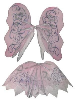 Vlinderset met Vleugels