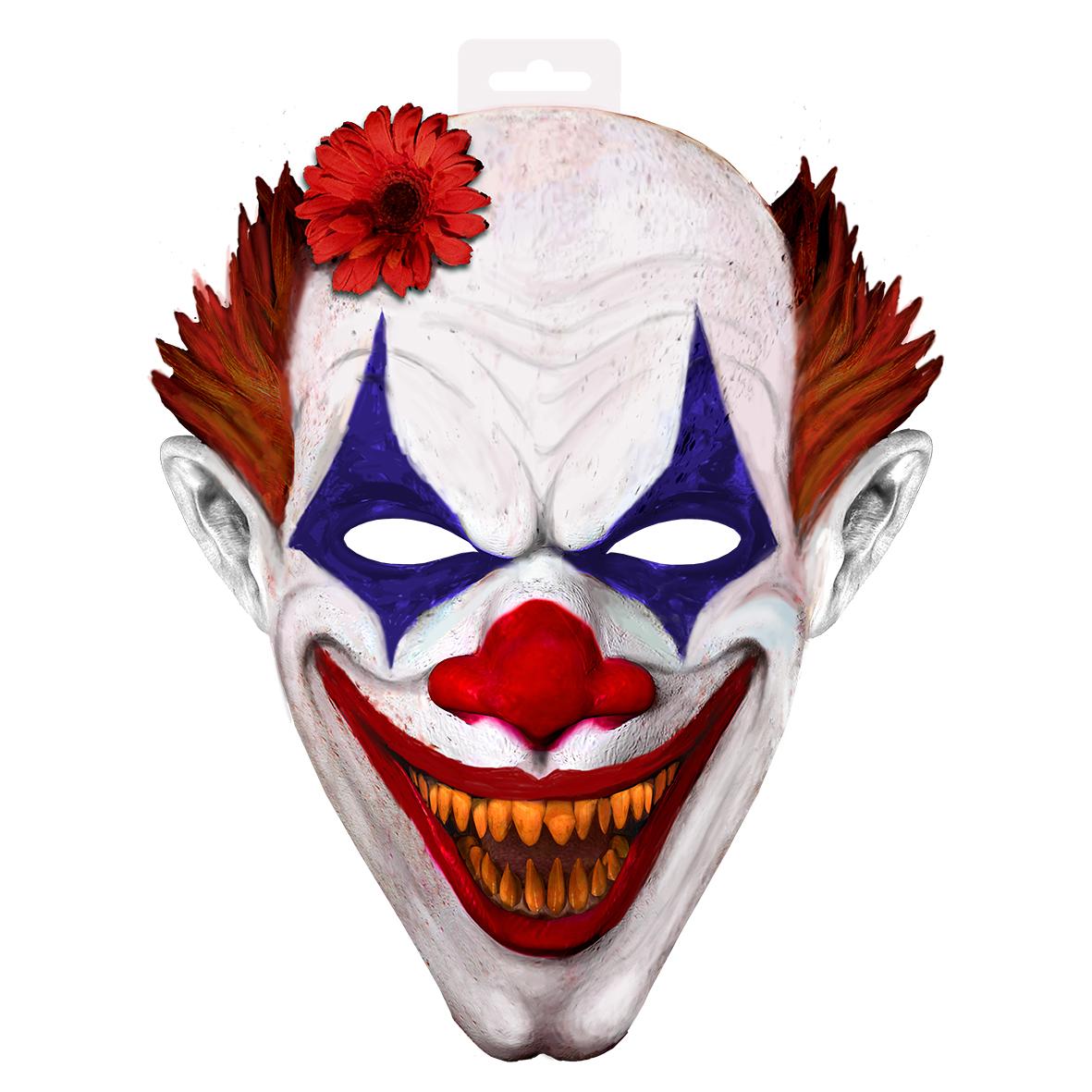 Foam Masker Enge Clown XXL